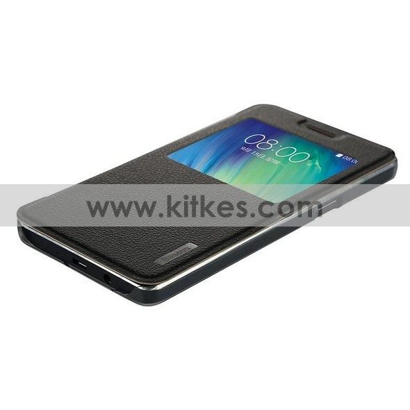 Samsung Galaxy A5 Baseus Primary Color Leather Case - Rp 160.000 - kitkes.com