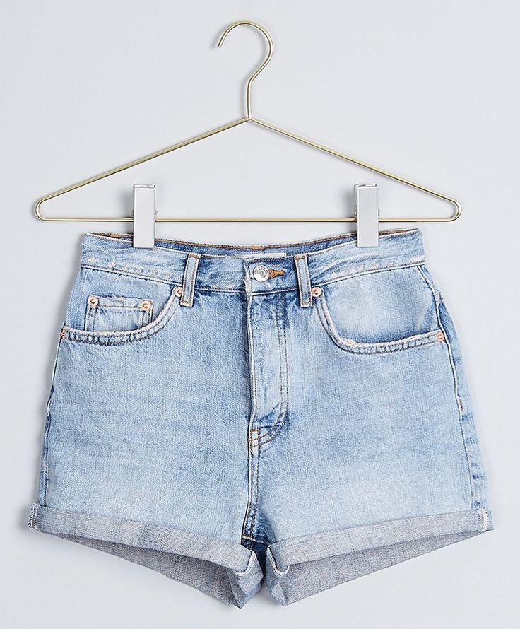 Lola denim shorts 39.95 EUR, Shortsit - Gina Tricot