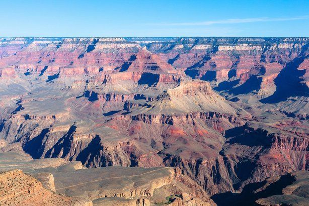Grand Canyon April Is One Of The Best Times To Visit As