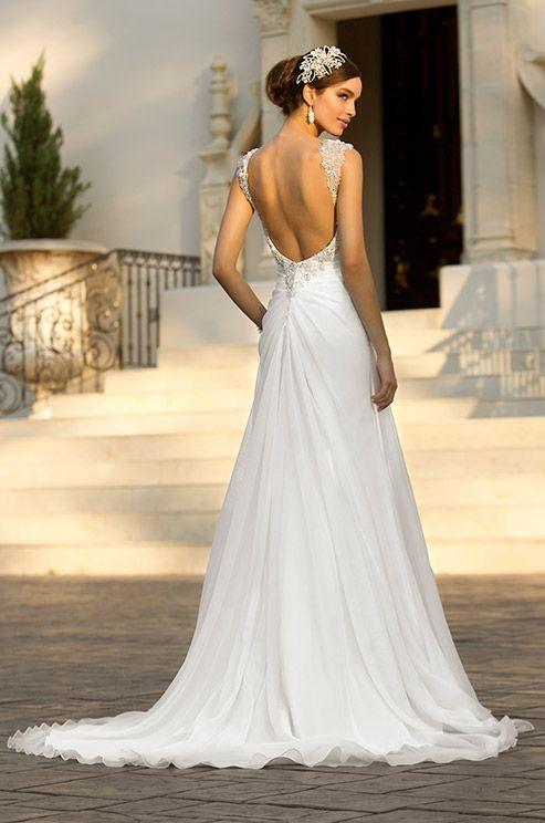132 best images about Lace A line wedding dresses on Pinterest ...