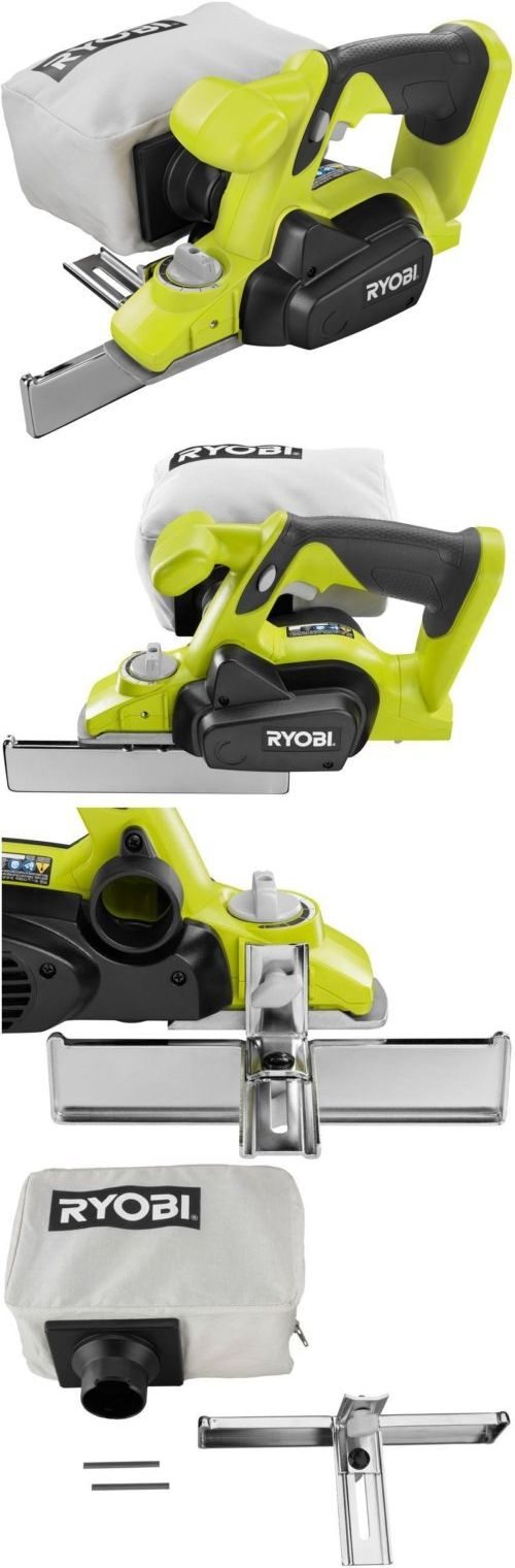 Planers 177002: Cordless One+ 18 Volt 1-1 2 In. Hand Planer Woodworking Carpentry (Tool Only) -> BUY IT NOW ONLY: $90.95 on eBay!