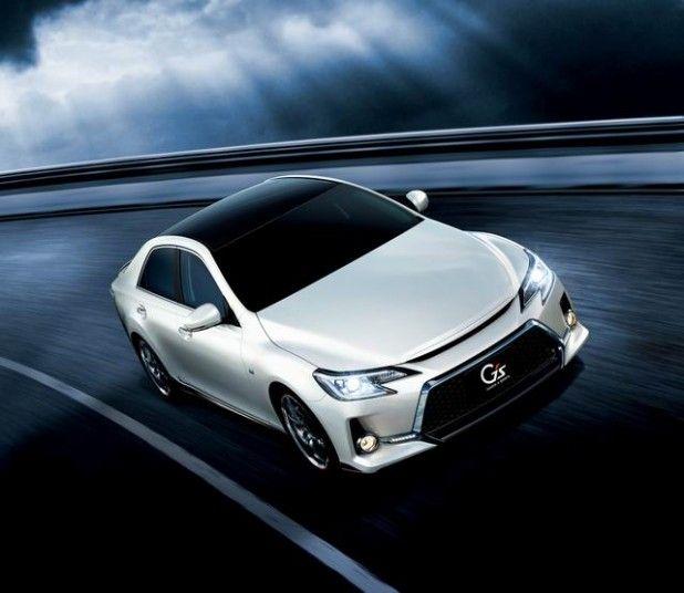 トヨタ「マークX G's」カーボンルーフはマイナス10kgでプラス25万円、高いか安いか? | clicccar クリッカー