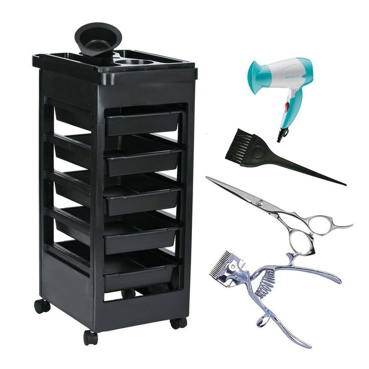 93.99$  Watch here - http://ali782.shopchina.info/1/go.php?t=32647674985 - New Drop Shipping 2016 Beauty Salon Trolley Station Equipment Rolling Storage Removable Tray Cart Quality  #buymethat