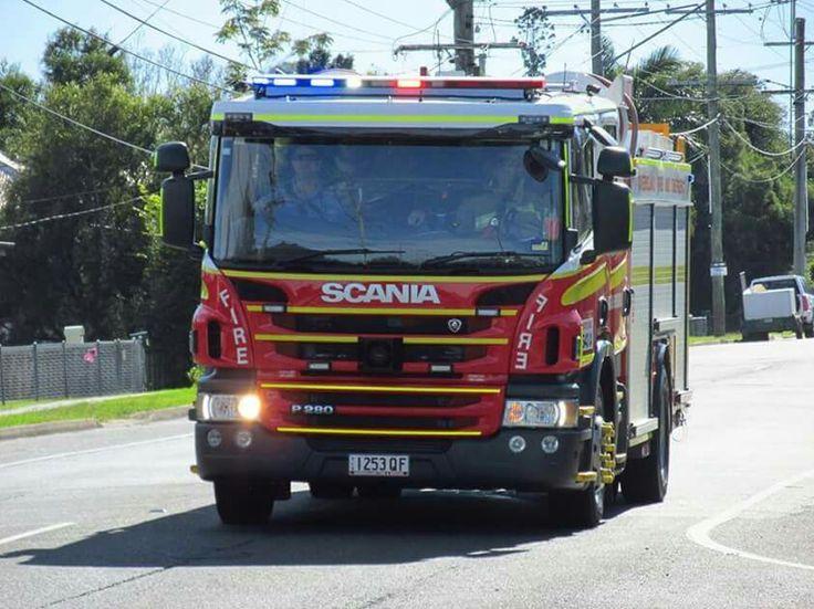 Queensland FES - Bundamba 643A