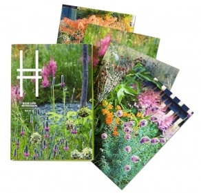 Our newly designed set of 16 notecards, featuring High Line landscapes from all four seasons.