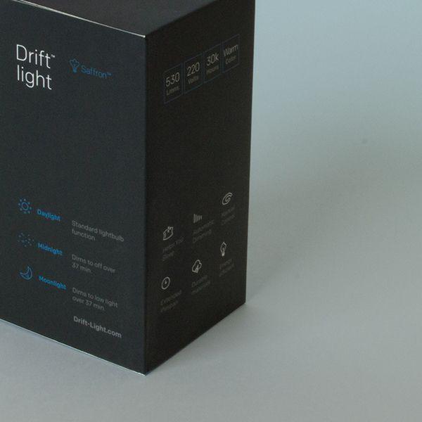 Drift Light Packaging on Behance