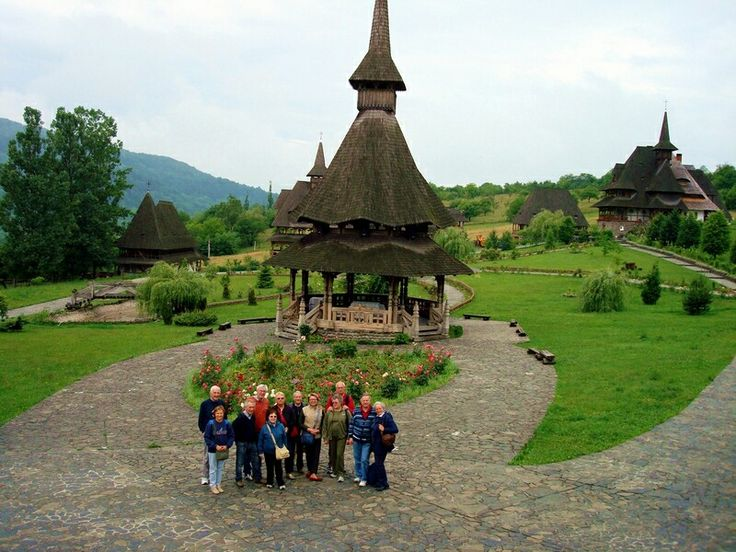 Maramures wooden churches