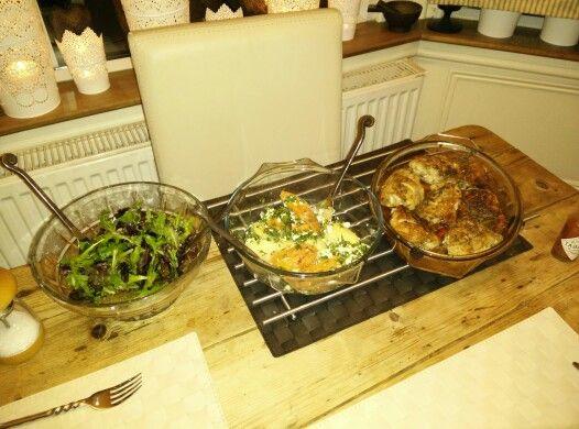 Jamie Oliver's Piri Piri Chicken from 15 Minute Meals!