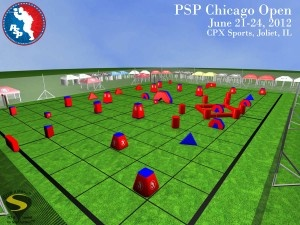 psp chicago Paintball Games