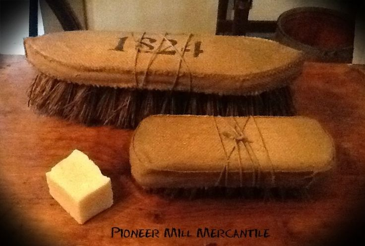 Scrub brushes  Pioneermillmercantile on Facebook