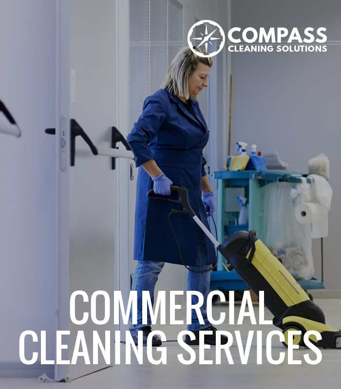 Commercial cleaning services are in high demand these days, and one of the popular commercial cleaning services in Phoenix is Compass Cleaning Solutions. Our team is passionate about our work and the environment. This is the reason we use organic cleaning products and minimize the use of water as much as possible. Another advantage of using organic cleaning products is they are very safe for people working in commercial spaces.