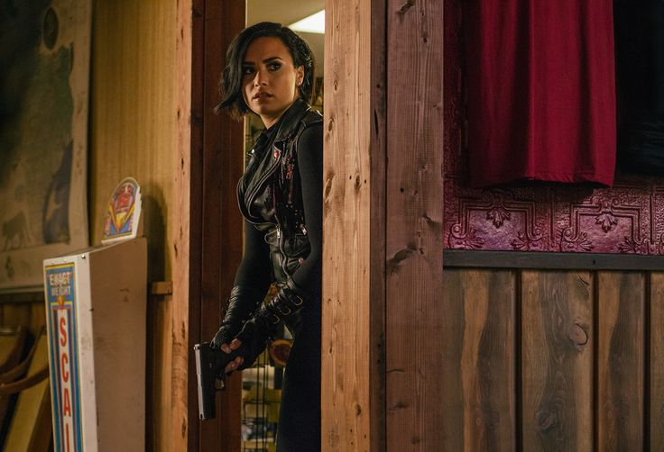 Demi Lovato Will Kick Major Butt on Boyfriend Wilmer Valderrama's Vampire TV Show
