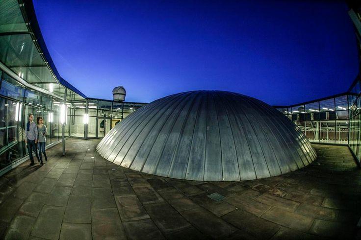 """Kopuła planetarium """"Niebo Kopernika"""" / The dome of planetarium """" The Heavens of Copernicus"""""""