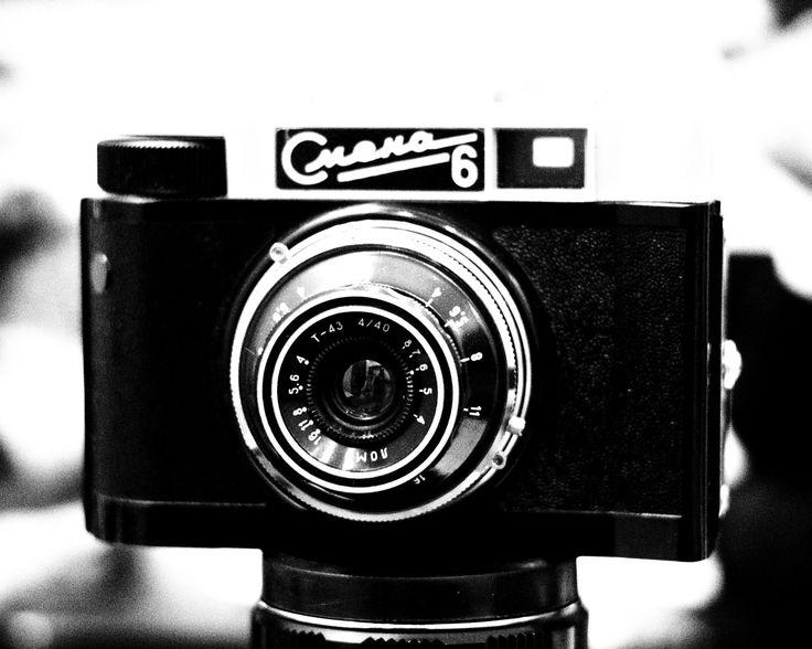 Camera «Smena 6» by Andrew Barkhatov on 500px