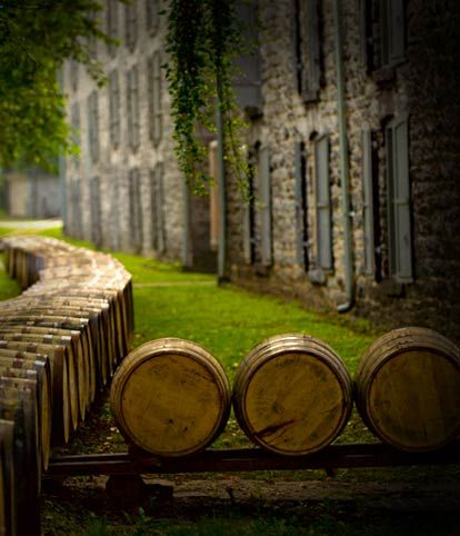 Woodford Reserve, Versailles, KY (Last stop on the Bourbon Trail!)