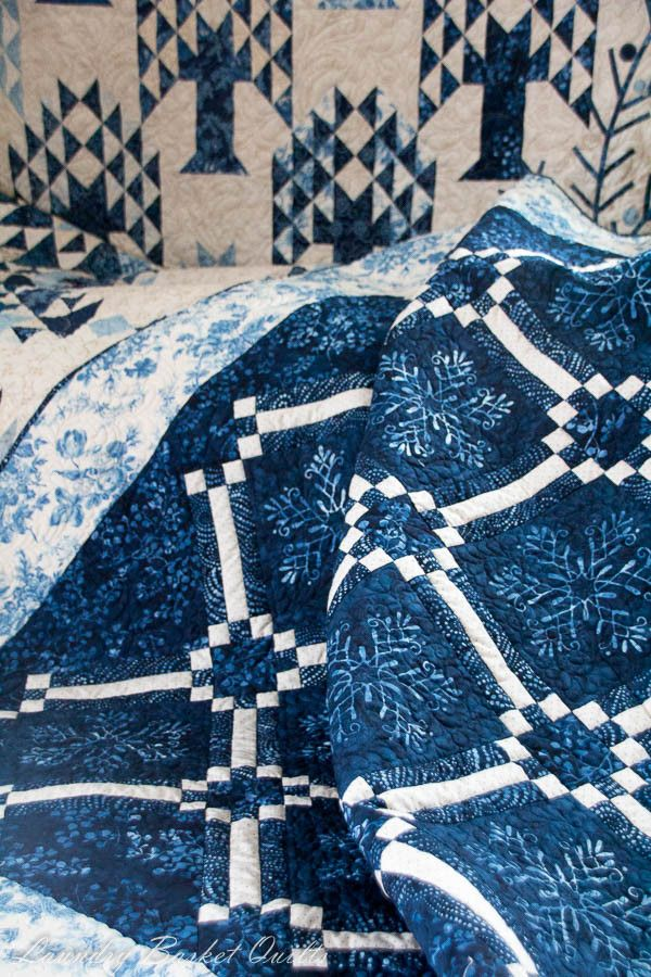 Cold Spell by Edyta Sitar for Laundry Basket Quilts