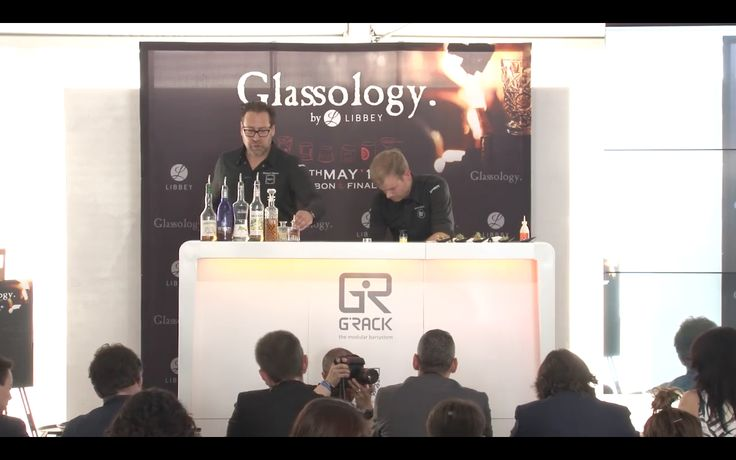 Glassology by Libbey 2016 Lisbon Final.