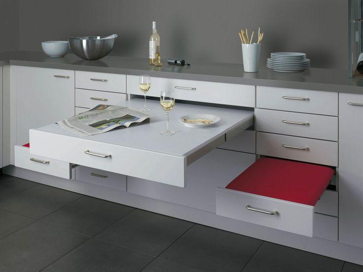 Muebles a medida para cocinas pequeñas :: Imágenes y fotos