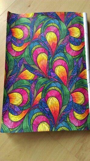 Kleurboek Voor Volwassenen C Jessica Van Leeuwen Adult ColoringColoring BooksColouringColor