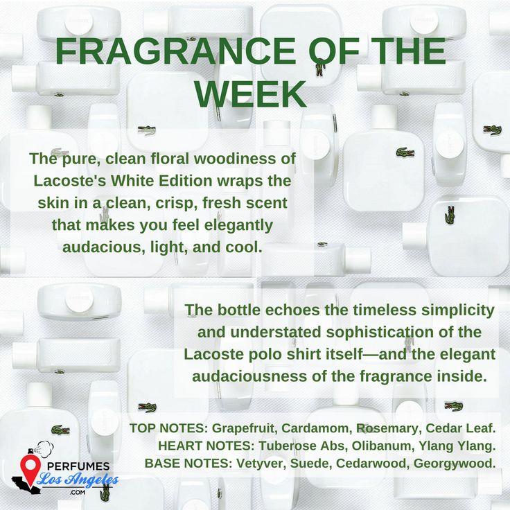 #FragranceOfTheWeek #PerfumesLosAngeles #Perfumes #Lacoste