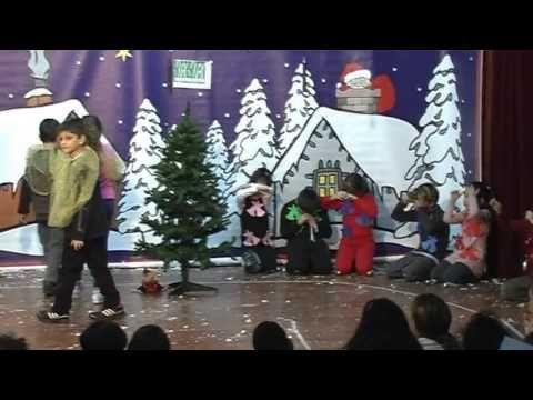 Χριστουγεννιάτικη Γιορτή - Παιδικός Σταθμός - 2015 - 2016 - Εκπαιδευτήρια Παναγία Προυσιώτισσα - YouTube