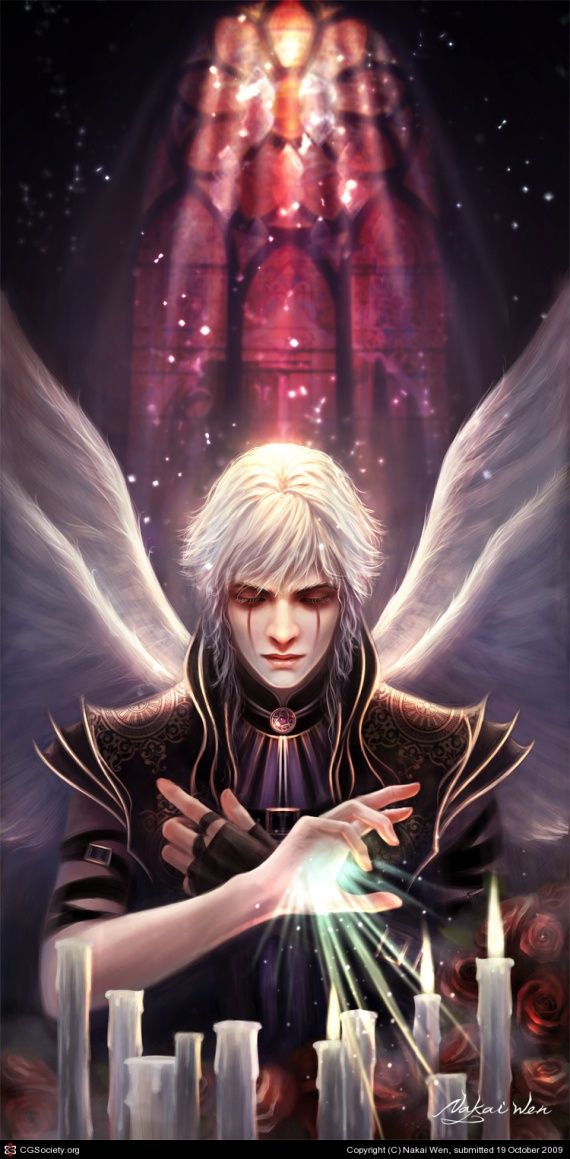 darkangel king of dragons | ... Photos » [GALERIE] Personnages Masculins » Dark Angel - Nakai Wen