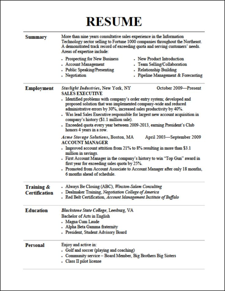 27 best Resume Cv Examples images on Pinterest Cv design - resume layout tips