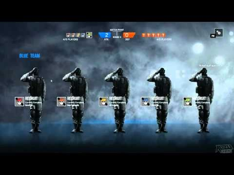 Rainbow Six Siege Multiplayer PC - First Hour First Games - http://gaming.tronnixx.com/uncategorized/rainbow-six-siege-multiplayer-pc-first-hour-first-games/