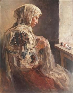 Seaming Wench - Nicolae Vermont