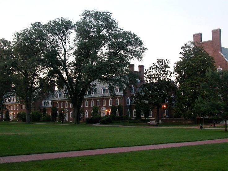The Green at the University of Delaware, Newark, DE