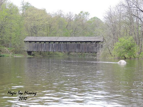 1000 Images About Covered Bridges On Pinterest West