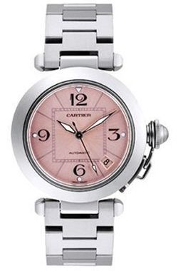 Cartier Pasha Women's Automatic Watch. Would love to have a watch that required no battery!