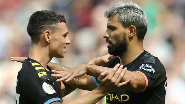 What Happened In The Premier League Wins For Man City Tottenham