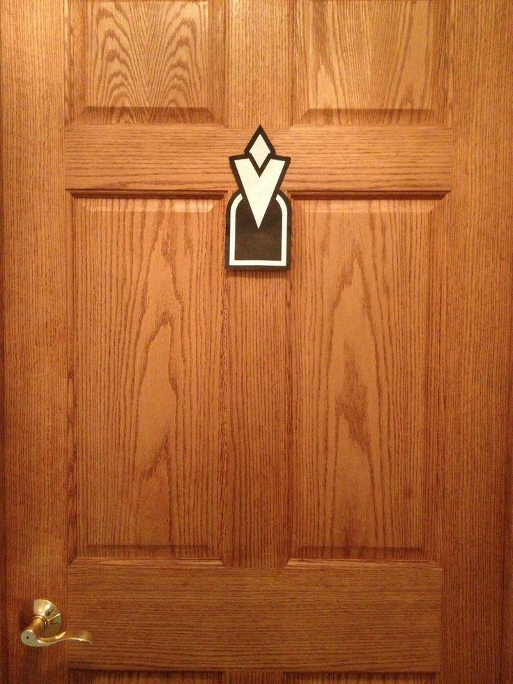 #Skyrim Door #fun via Reddit user Britty1000