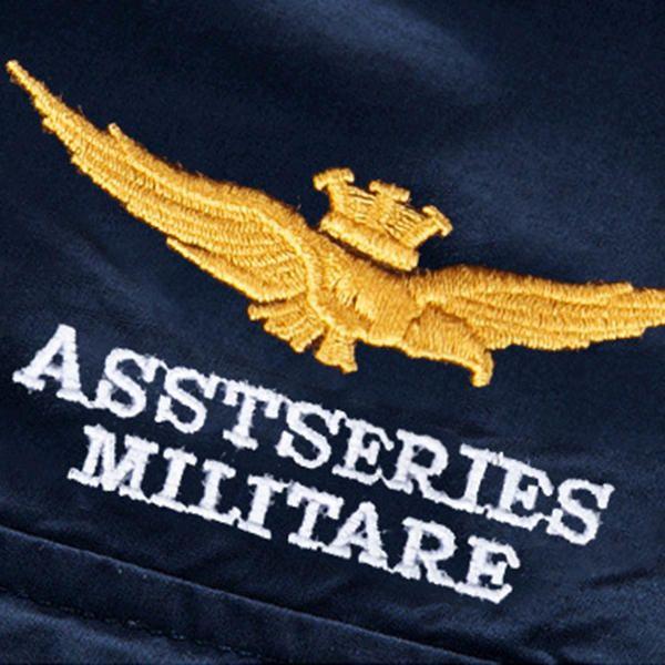 ASSTSERIES Embroidery Epaulets Military Men Work Shirts at Banggood