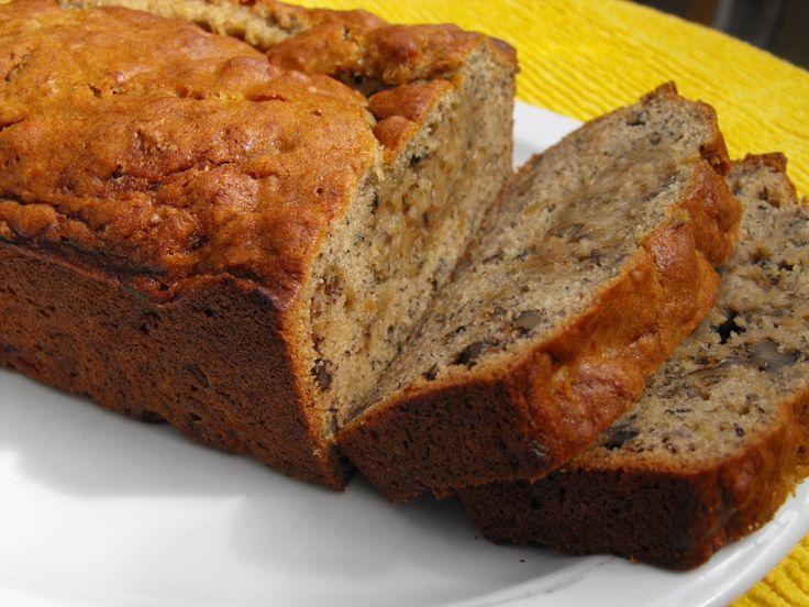 Jamaican Food / Recipe: Jamaican Banana Bread