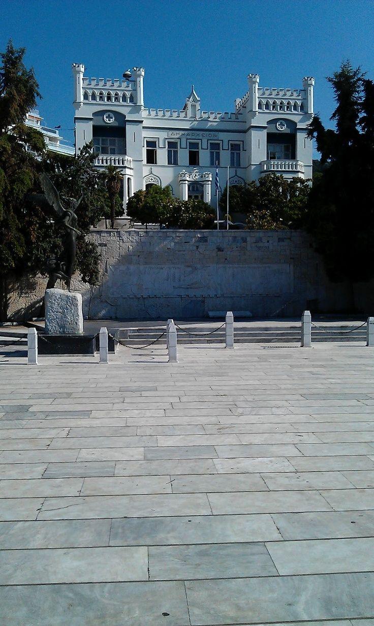 City of Kavala, City Hall