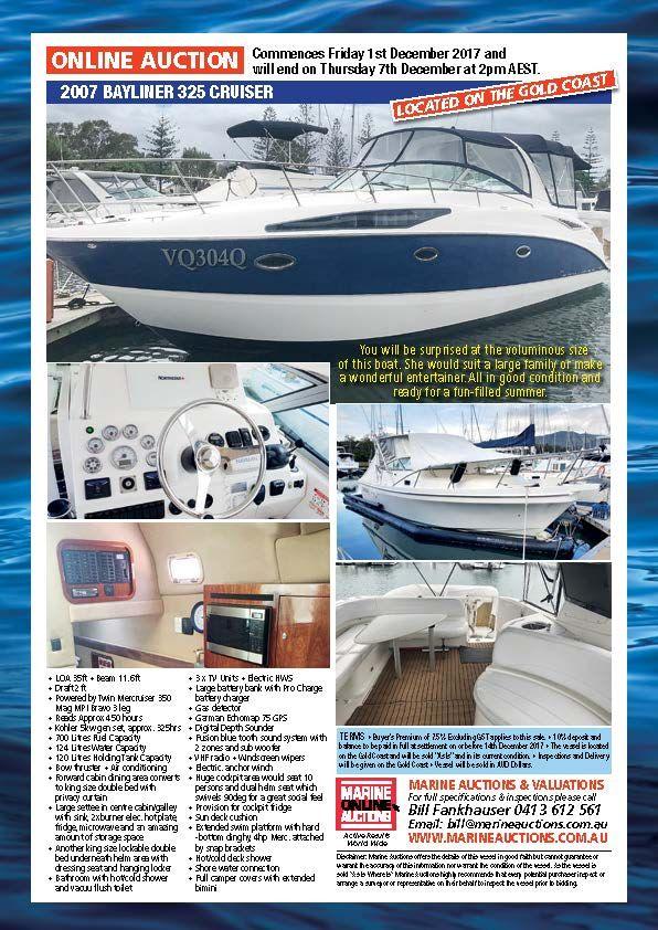 2007 BAYLINER 325 CRUISER #boatsforsale