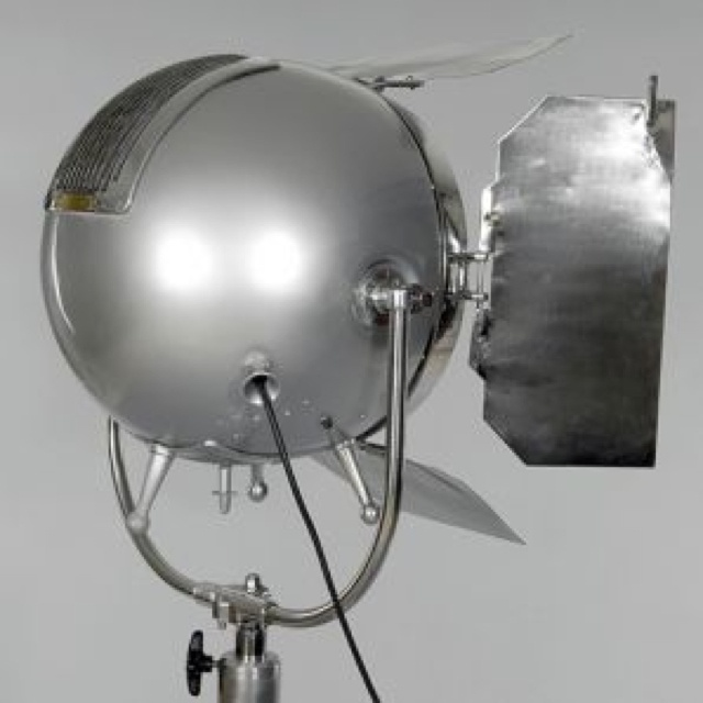17 Best Images About Vintage Stage Amp Movie Lights On