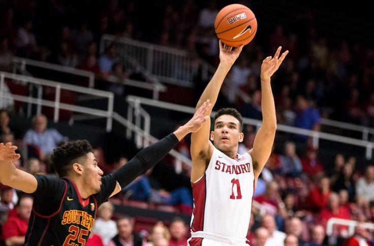 Stanford Cardinal vs USC Trojans Mens College Basketball Game Tonight