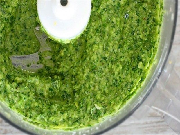 Missing pesto in your Dukan Diet? Here is a Dukan friendly one :)