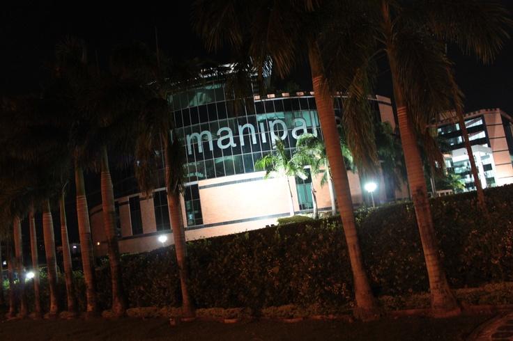 Manipal Edu Building