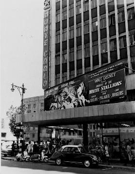 Monte Carlo cinema, Johannesburg