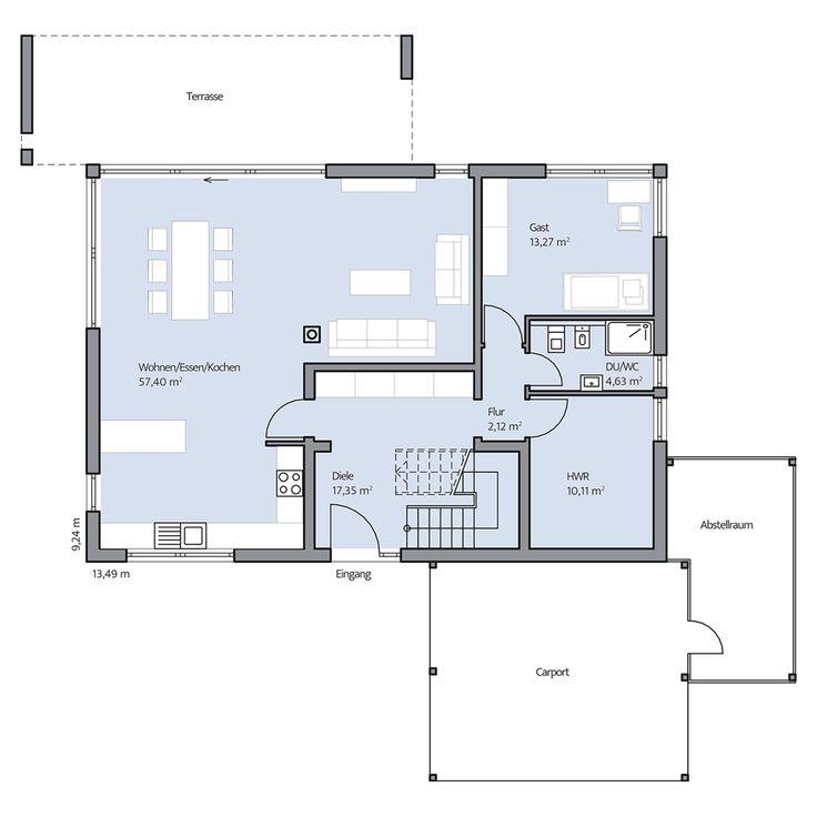 Die besten 25 singlehaus ideen auf pinterest for Wohnbox fertighaus