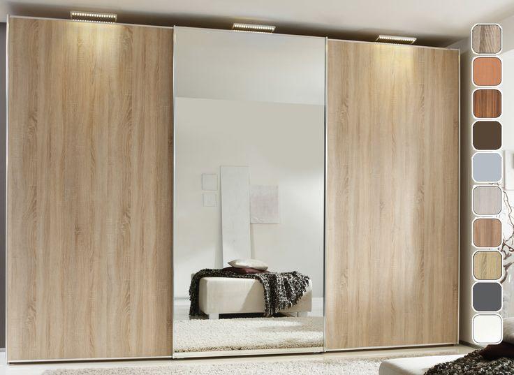 Fancy Staud Schlafzimmer Schrank Sinfonie Plus Spiegel Dekor w hlbar Breite cm eBay