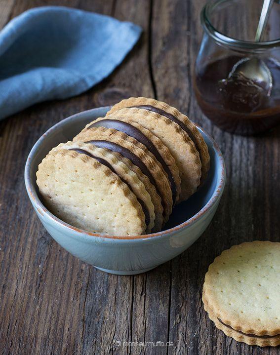 Chaitee-Kekse mit feinster Schokofüllung – die moderne Version der bekannten Doppelkekse