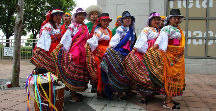 Festival Latinoamericano del Folklore - Raices de America 2012 - Imagenes latinas.net