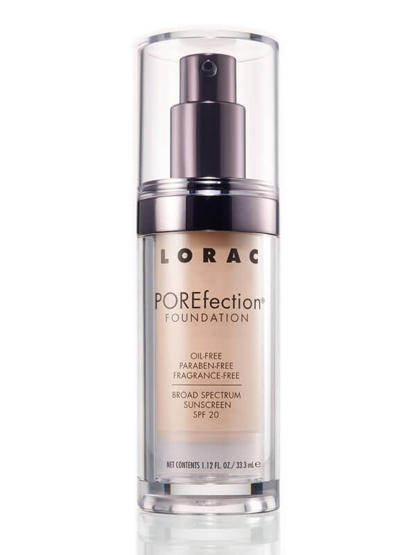 POREfection® Foundation from Lorac | Find more cruelty-free beauty @Quirkist |