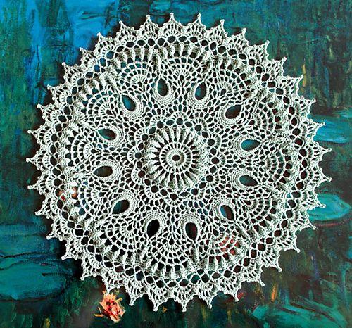 Ravelry: Brenna pattern by Patricia Kristoffersen