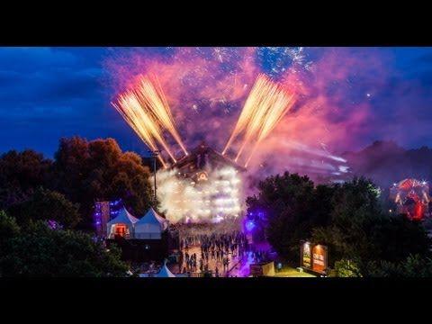 Q-Dance @ Tomorrowland 2012